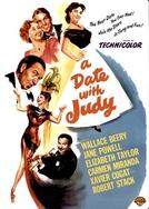 O Príncipe Encantado (A date with Judy)
