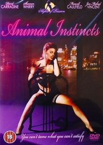 Instinto Animal - Poster / Capa / Cartaz - Oficial 1