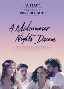 A Midsummer Night's Dream - Poster / Capa / Cartaz - Oficial 1