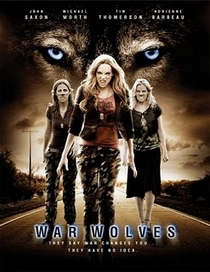 War Wolves - Poster / Capa / Cartaz - Oficial 1
