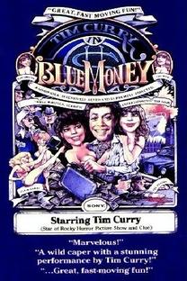 Blue Money - Poster / Capa / Cartaz - Oficial 1