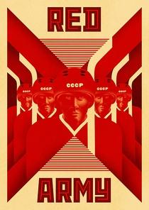 Exército Vermelho - Poster / Capa / Cartaz - Oficial 2