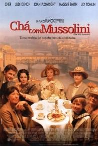 Chá com Mussolini - Poster / Capa / Cartaz - Oficial 2