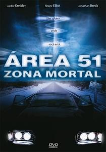 Área 51 - Zona Mortal  - Poster / Capa / Cartaz - Oficial 1