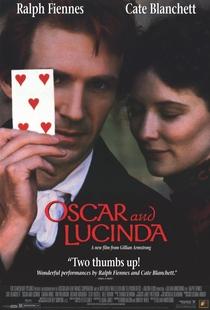 Oscar e Lucinda - Poster / Capa / Cartaz - Oficial 6