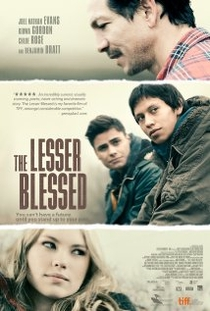 The Lesser Blessed  - Poster / Capa / Cartaz - Oficial 1