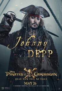 Piratas do Caribe: A Vingança de Salazar - Poster / Capa / Cartaz - Oficial 13