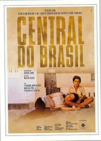 Central do Brasil - Poster / Capa / Cartaz - Oficial 4