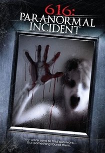 616: Paranormal Incident - Poster / Capa / Cartaz - Oficial 1