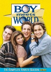 O Mundo é dos Jovens (4ª temporada) - Poster / Capa / Cartaz - Oficial 1