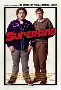 Superbad - É Hoje - Poster / Capa / Cartaz - Oficial 3