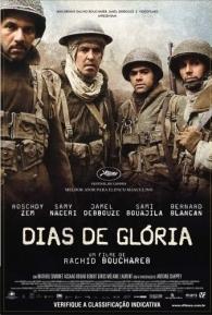 Dias de Glória - Poster / Capa / Cartaz - Oficial 1