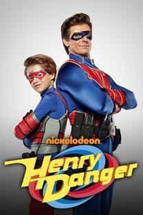 Henry Danger - Poster / Capa / Cartaz - Oficial 1