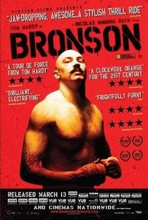 Bronson - Poster / Capa / Cartaz - Oficial 1