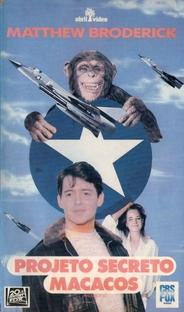 Projeto Secreto, Macacos - Poster / Capa / Cartaz - Oficial 4