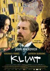 Klimt - Poster / Capa / Cartaz - Oficial 1