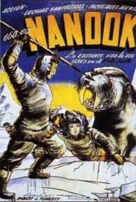 Nanook, o Esquimó - Poster / Capa / Cartaz - Oficial 5