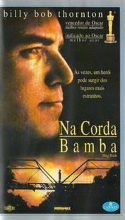 Na Corda Bamba - Poster / Capa / Cartaz - Oficial 8