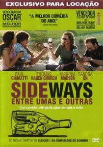 Sideways - Entre Umas e Outras - Poster / Capa / Cartaz - Oficial 4