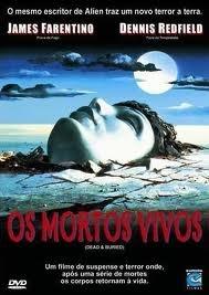 Os Mortos Vivos - Poster / Capa / Cartaz - Oficial 4