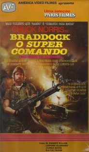 Braddock - O Super Comando - Poster / Capa / Cartaz - Oficial 4