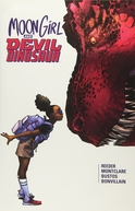 Garota da Lua e Dinossauro Demônio (Marvel's Moon Girl and Devil Dinosaur)