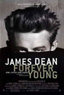 James Dean - Forever Young - Poster / Capa / Cartaz - Oficial 1