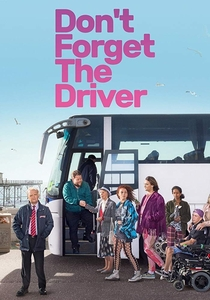 Don't Forget the Driver (1ª Temporada) - Poster / Capa / Cartaz - Oficial 1