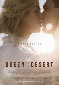 Rainha do Deserto - Poster / Capa / Cartaz - Oficial 3