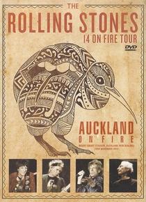 Rolling Stones - Auckland 2014 - Poster / Capa / Cartaz - Oficial 1