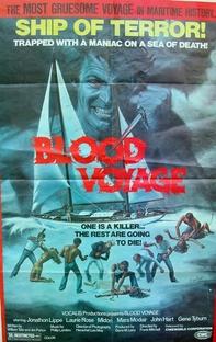 Blood Voyage - Poster / Capa / Cartaz - Oficial 1