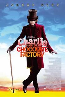 A Fantástica Fábrica de Chocolate - Poster / Capa / Cartaz - Oficial 2