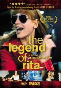 A Lenda de Rita - Poster / Capa / Cartaz - Oficial 1