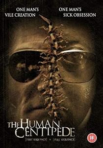 A Centopéia Humana - Poster / Capa / Cartaz - Oficial 4