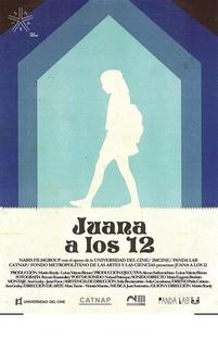 Juana aos 12 - Poster / Capa / Cartaz - Oficial 1