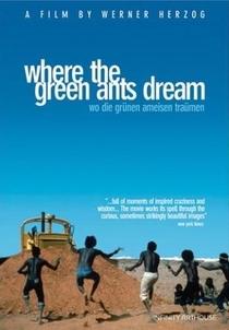 Onde Sonham as Formigas Verdes - Poster / Capa / Cartaz - Oficial 1