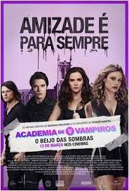 Academia de Vampiros: O Beijo das Sombras - Poster / Capa / Cartaz - Oficial 11
