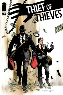 Thief of Thieves (1ª Temporada) - Poster / Capa / Cartaz - Oficial 3