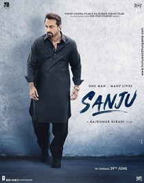 Sanju - Poster / Capa / Cartaz - Oficial 9