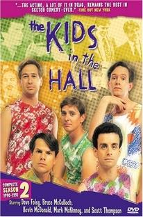 The Kids in the Hall (2ª Temporada) - Poster / Capa / Cartaz - Oficial 1