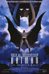 Batman - A Máscara do Fantasma - Poster / Capa / Cartaz - Oficial 4