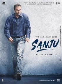 Sanju - Poster / Capa / Cartaz - Oficial 2
