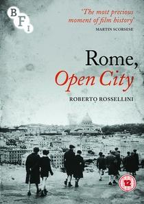 Roma, Cidade Aberta - Poster / Capa / Cartaz - Oficial 13