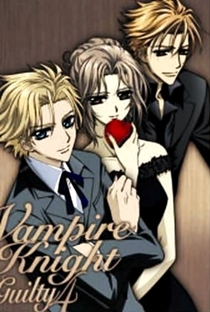 Vampire Knight (2ª Temporada) - Poster / Capa / Cartaz - Oficial 15