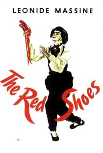 Os Sapatinhos Vermelhos - Poster / Capa / Cartaz - Oficial 12