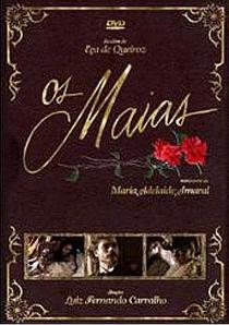 Os Maias - Poster / Capa / Cartaz - Oficial 1