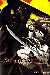 Murder Princess - Poster / Capa / Cartaz - Oficial 6