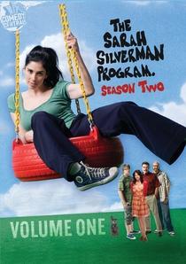 The Sarah Silverman Program (2ª Temporada) - Poster / Capa / Cartaz - Oficial 1