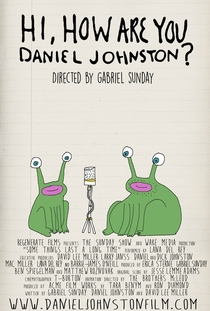 Hi, How Are You, Daniel Johnston? - Poster / Capa / Cartaz - Oficial 1