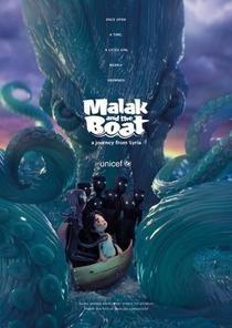 Malak e o Barco - Poster / Capa / Cartaz - Oficial 1